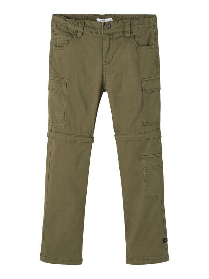 Cargobukse og shorts Name It