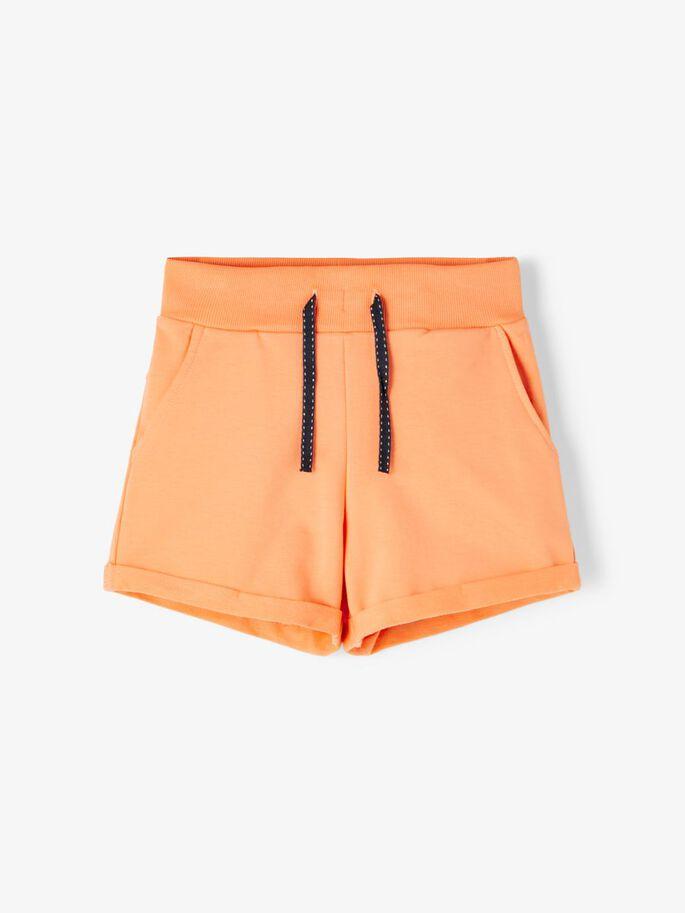 Oranjse shorts Name It