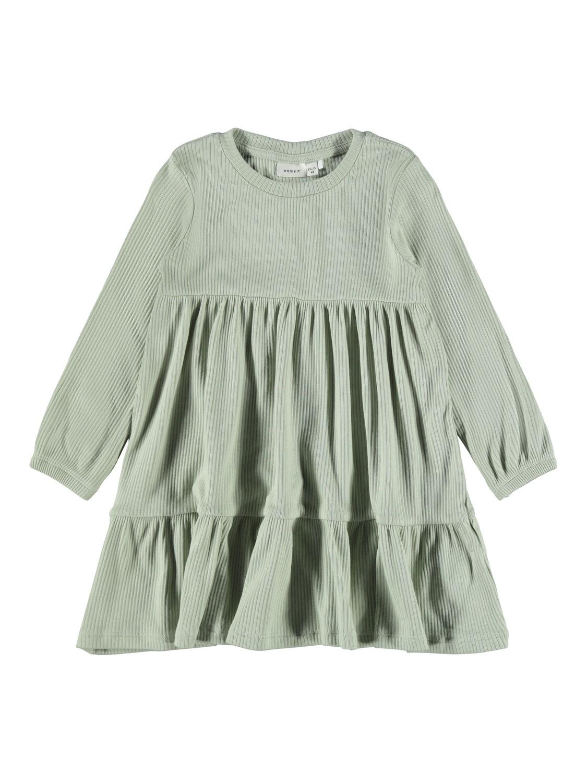 Grønn kjole Fabbi Name It