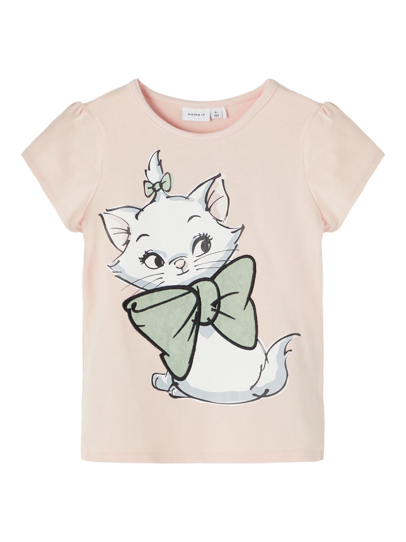 Rosa t-skjorte Aristokattene
