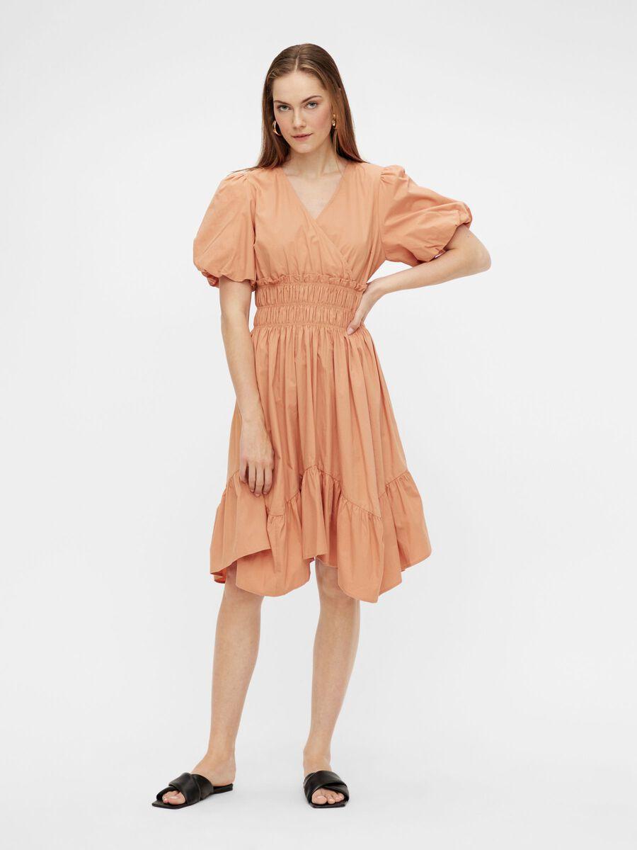 Oransje kjole fra Yas