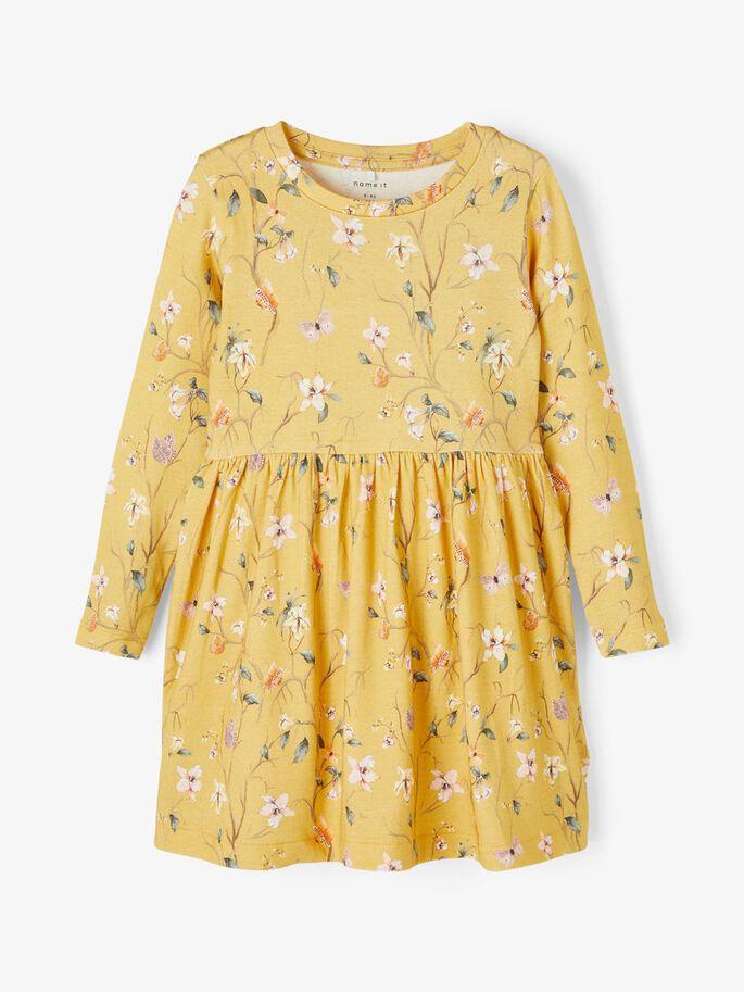 Name It kjole okergul
