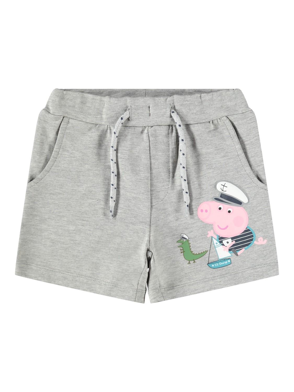 Peppa Gris grå shorts