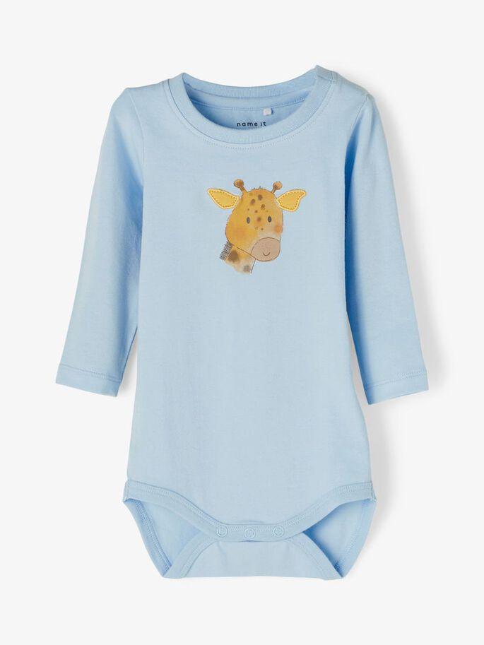 Name It body med giraff