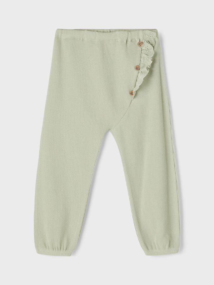 Grønn bukse Habi