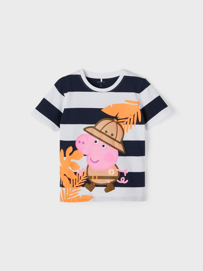 Peppa Gris t-skjorte Wili