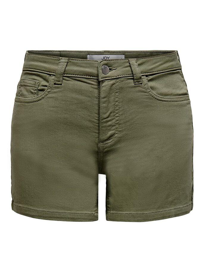Grønn shorts Jdy