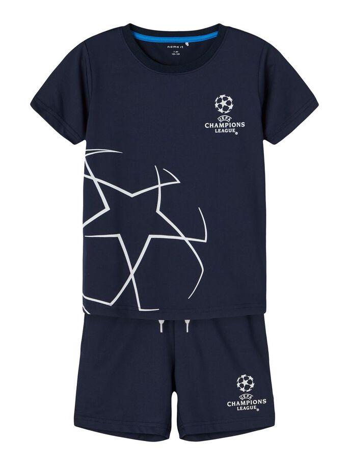 UEFA fotballdrakt til barn
