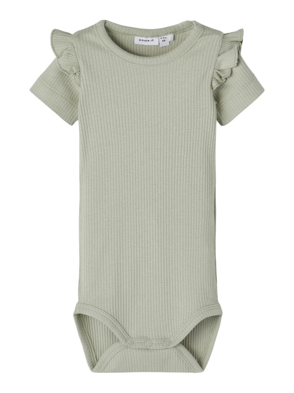 Baby body korte ermer