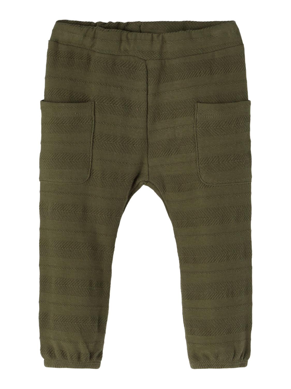 Grønn bukse til baby