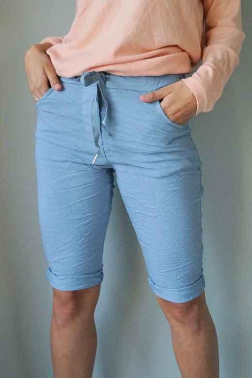 Lyse blå shorts Pepper