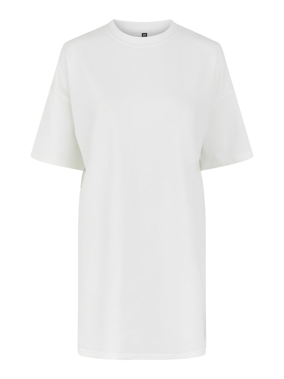 Hvit kjole Pieces