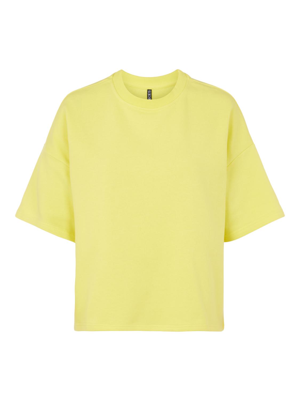 Gul t-skjorte Chilli