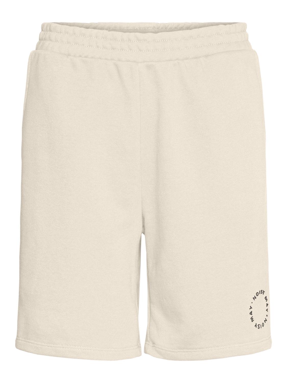 Off white shorts Noisy May – Noisy May off white shorts Lupa – Mio Trend