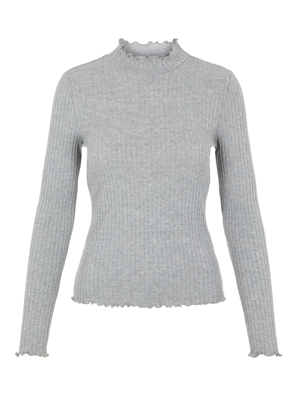 Noisy May grå genser