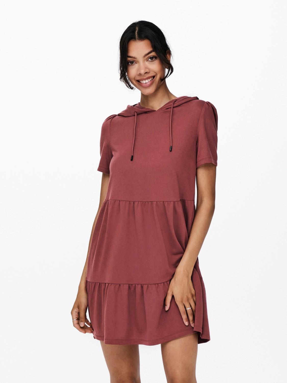 Rød kjole Mary