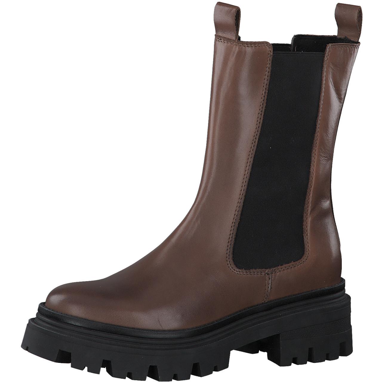 Brune boots Tamaris