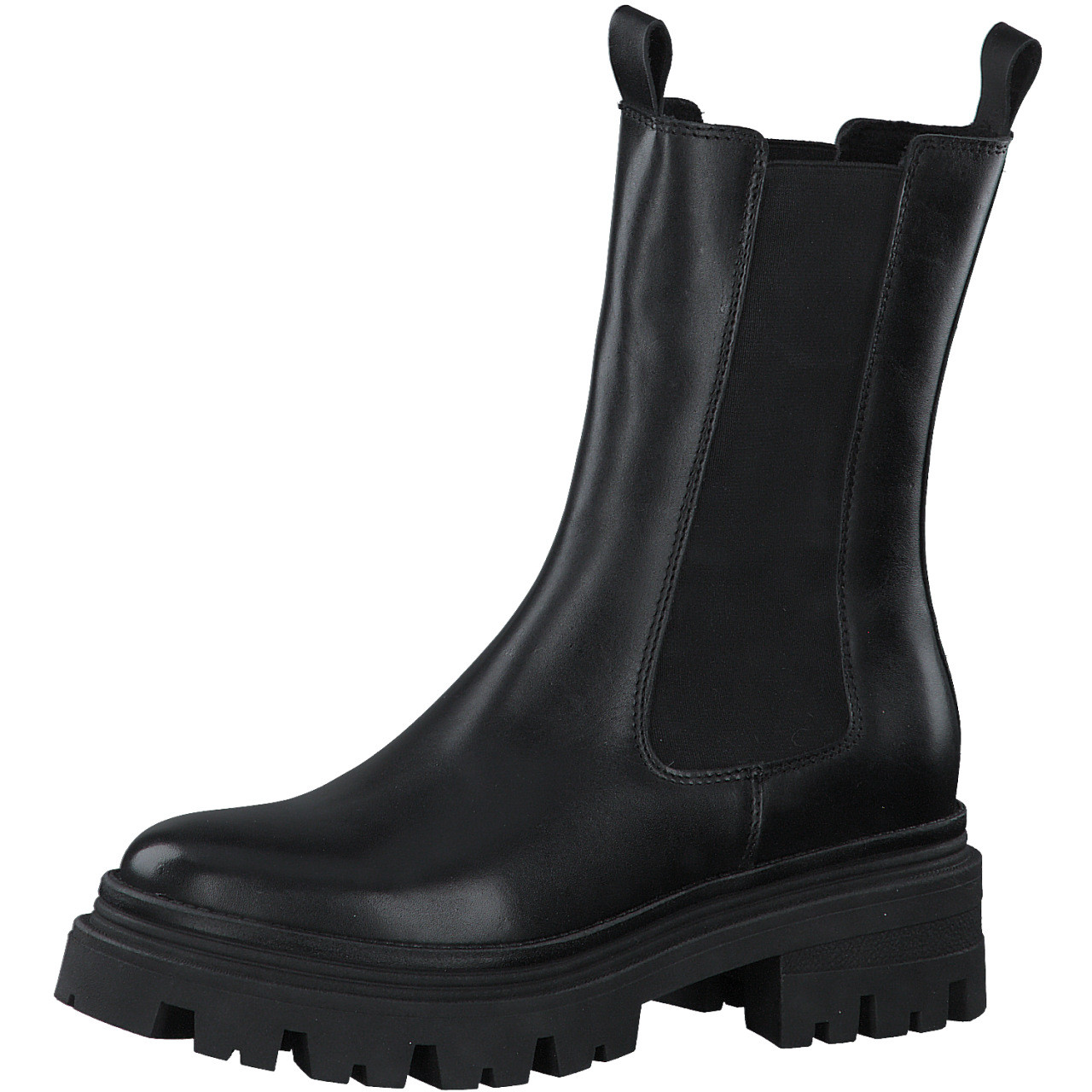 Sort boots Tamaris