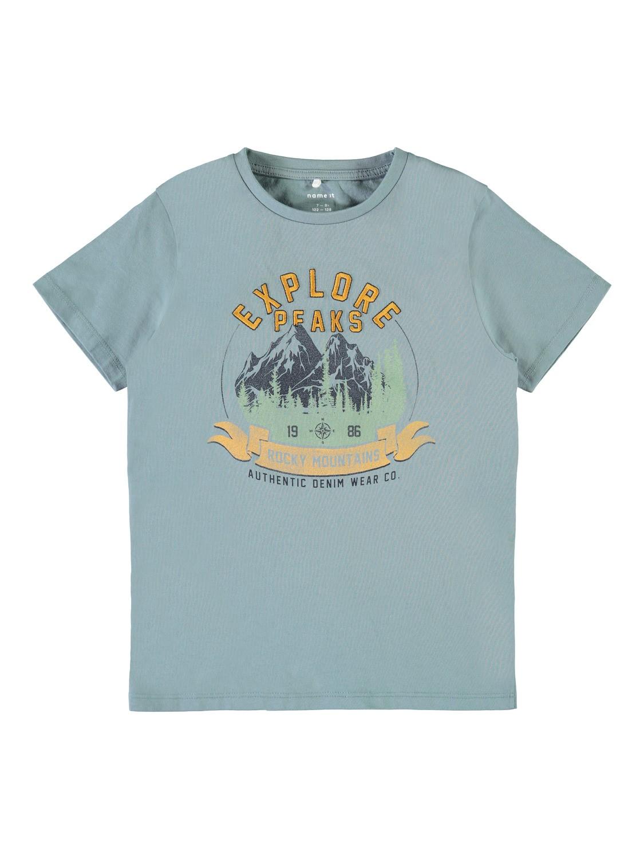 T-skjorte Name It Lasto