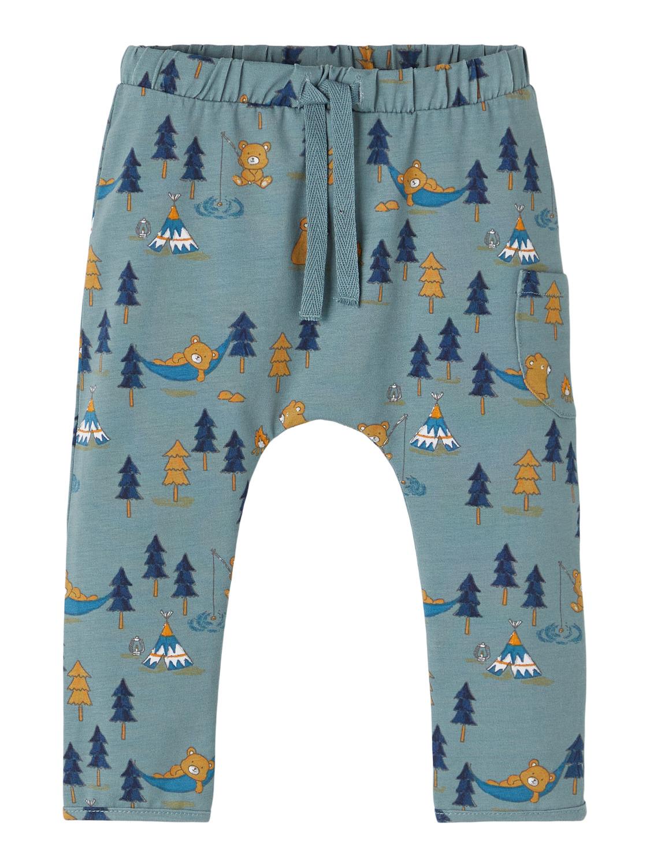 Blå bukse Loke