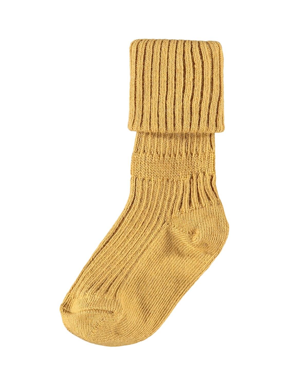 Gule sokker baby