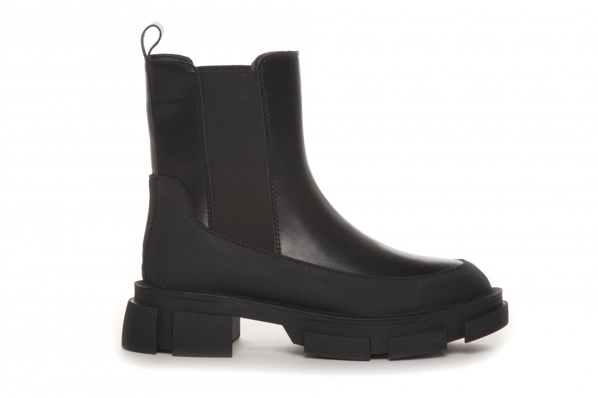 Duffy sorte boots