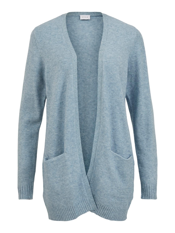 Lyse blå jakke Vila