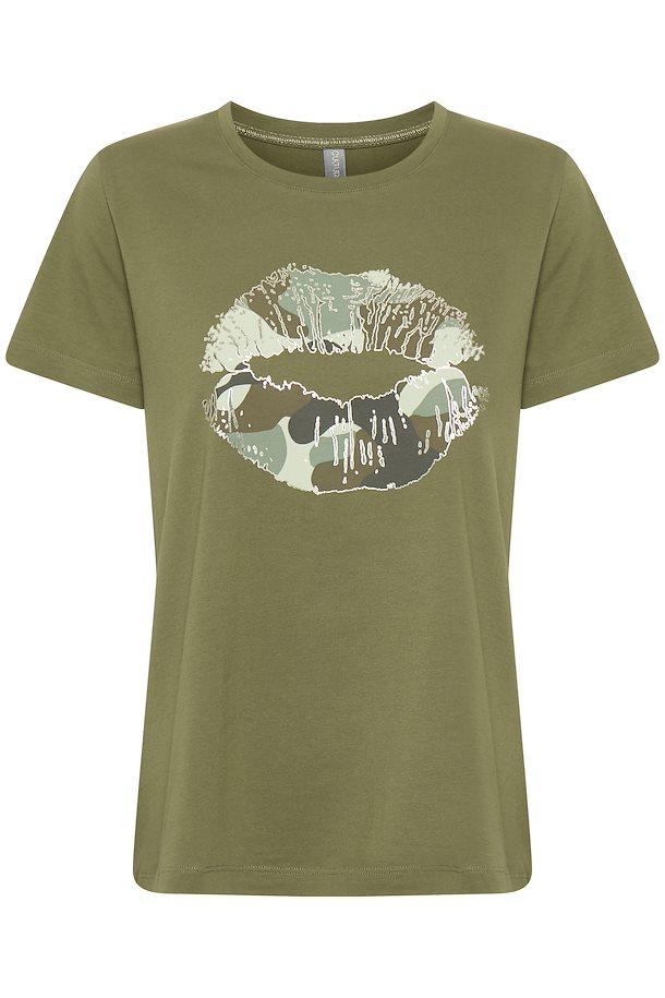 Grønn t-skjorte Gith