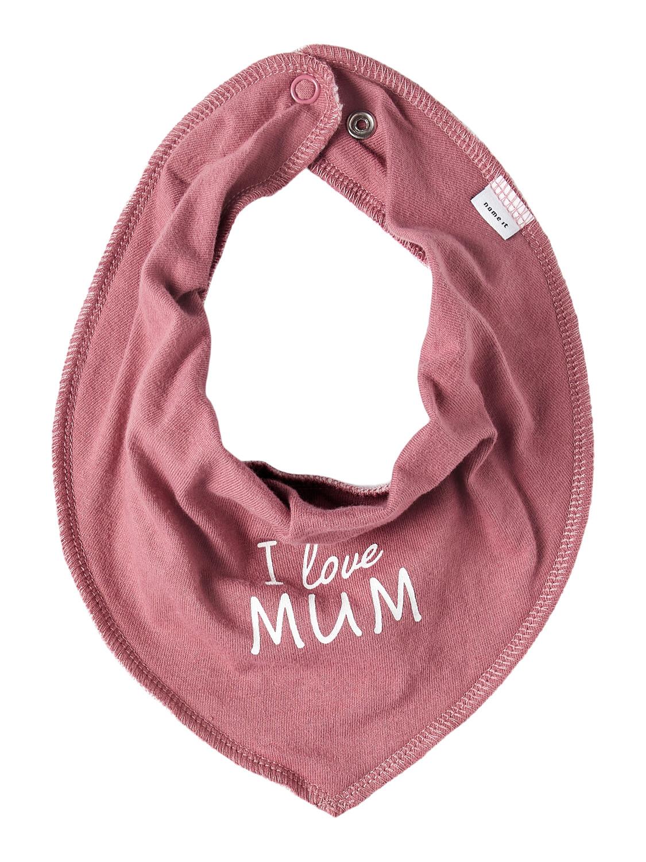"""Rosa smekke """"I lover mum!"""""""