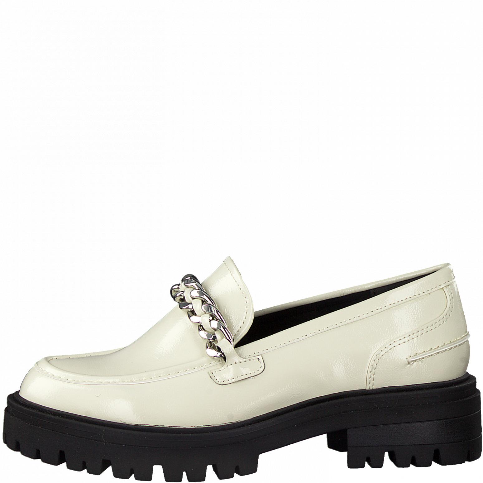 Off white sko Tamaris
