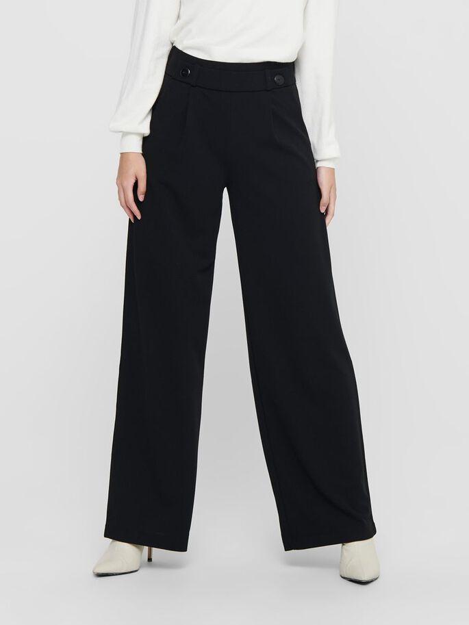 Sort Geggo bukse