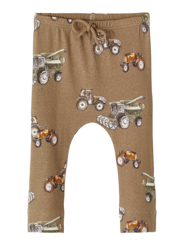 Baby bukse med traktor