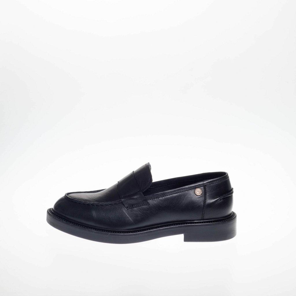 Sorte sko Copenhagen Shoes