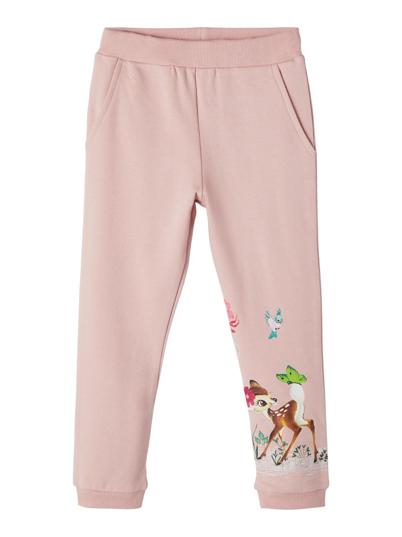 Lys rosa bukse Bambi