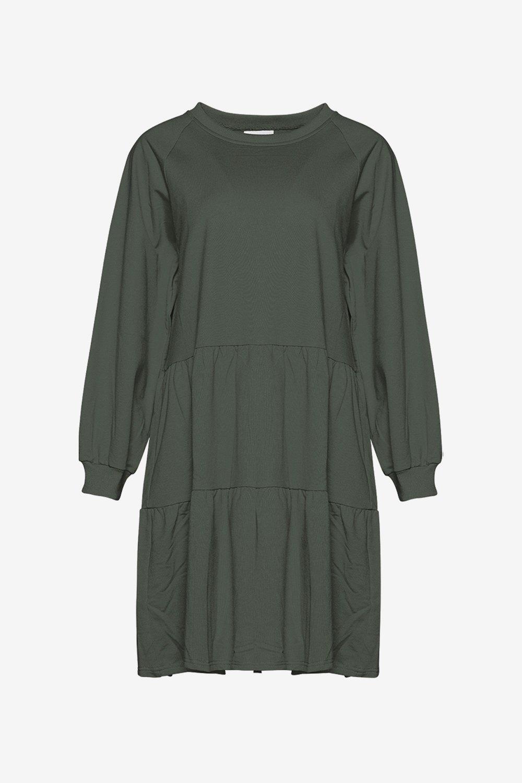 Holly dress Noella grønn