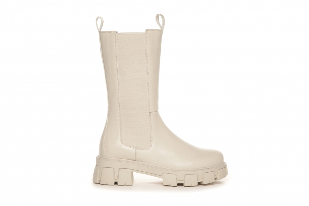 Lys beige boots Duffy