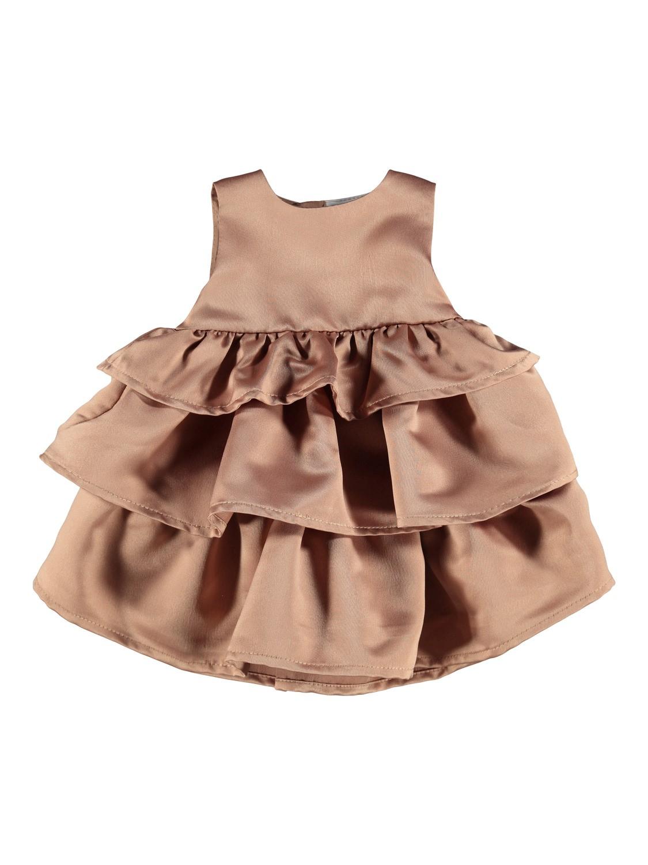 Kjole med volanger baby